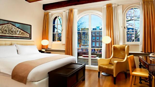 pulitzer hotel amsterdam. Black Bedroom Furniture Sets. Home Design Ideas