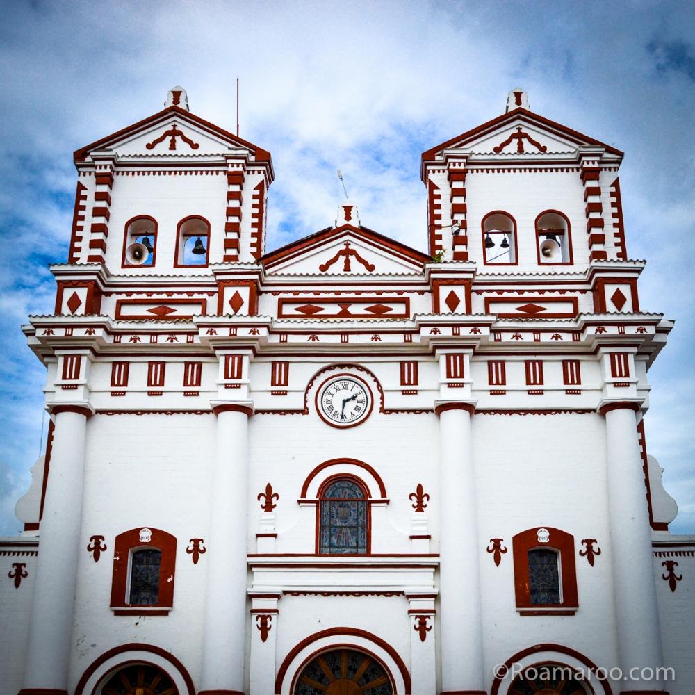 Guatape town