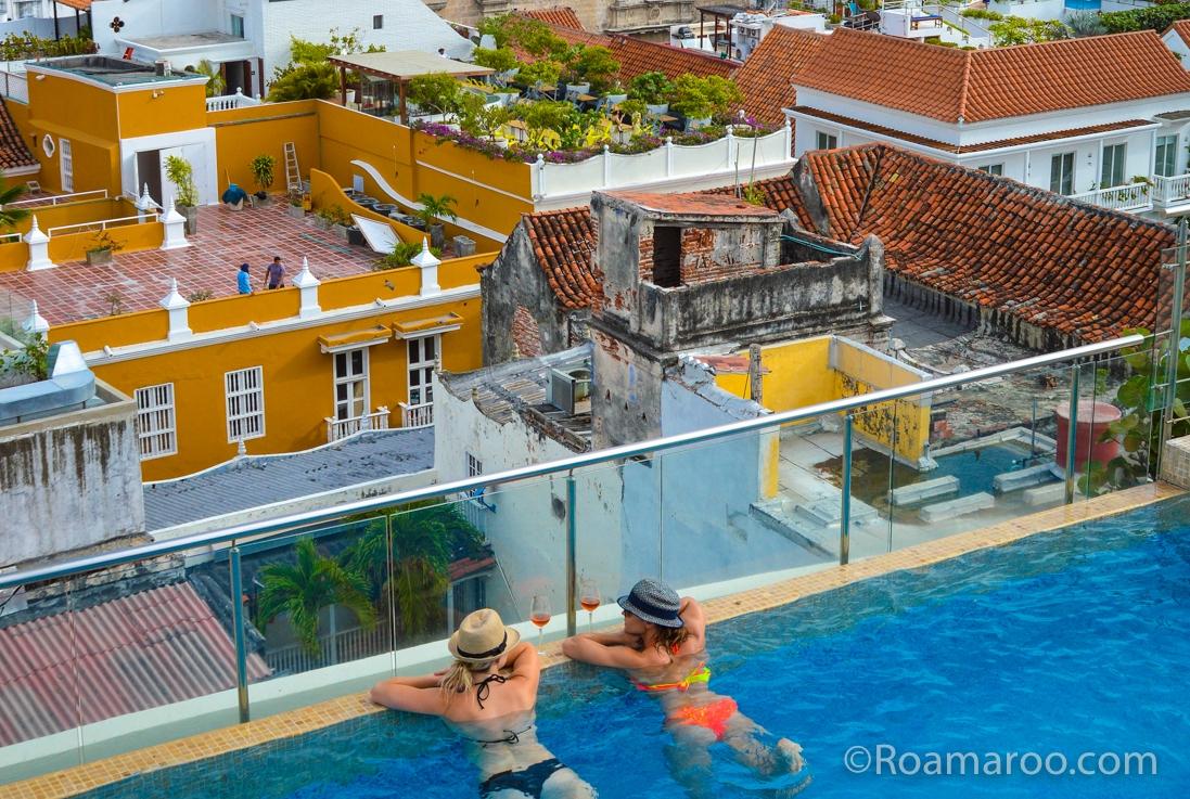 Wanderlust Weekend Cartagena Colombia Roamaroo Travel Blog