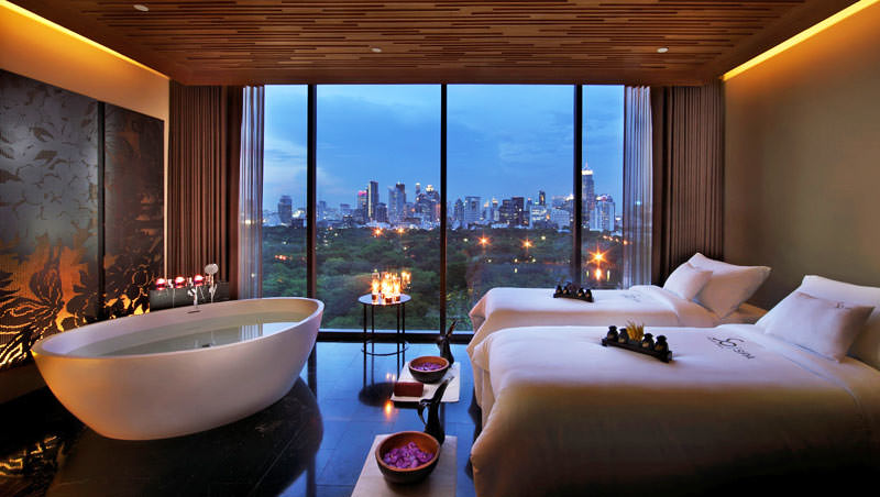 The best places for a couples massage luxury retreats for Best spa for couples