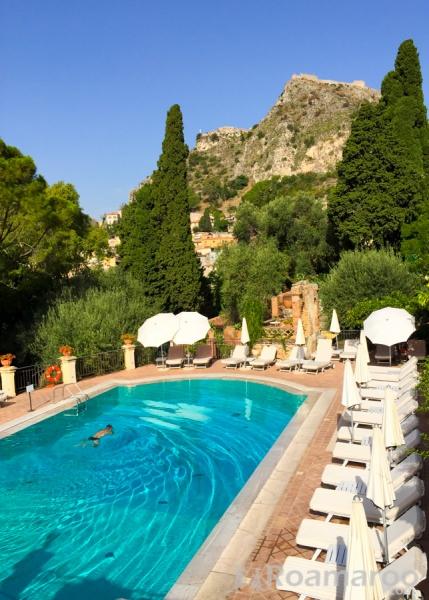 The Best Hotel In Taormina Belmond Grand Timeo Roamaroo