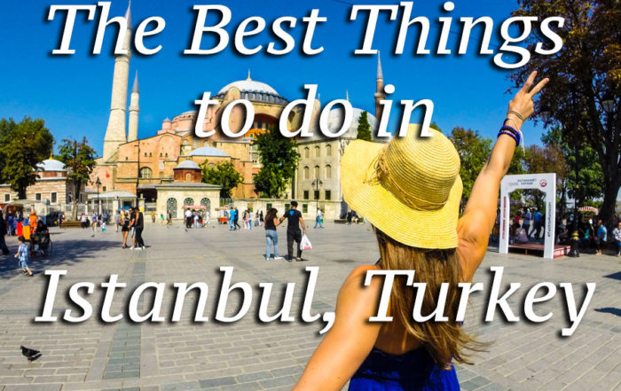 Istanbul - Top 5 Things to do