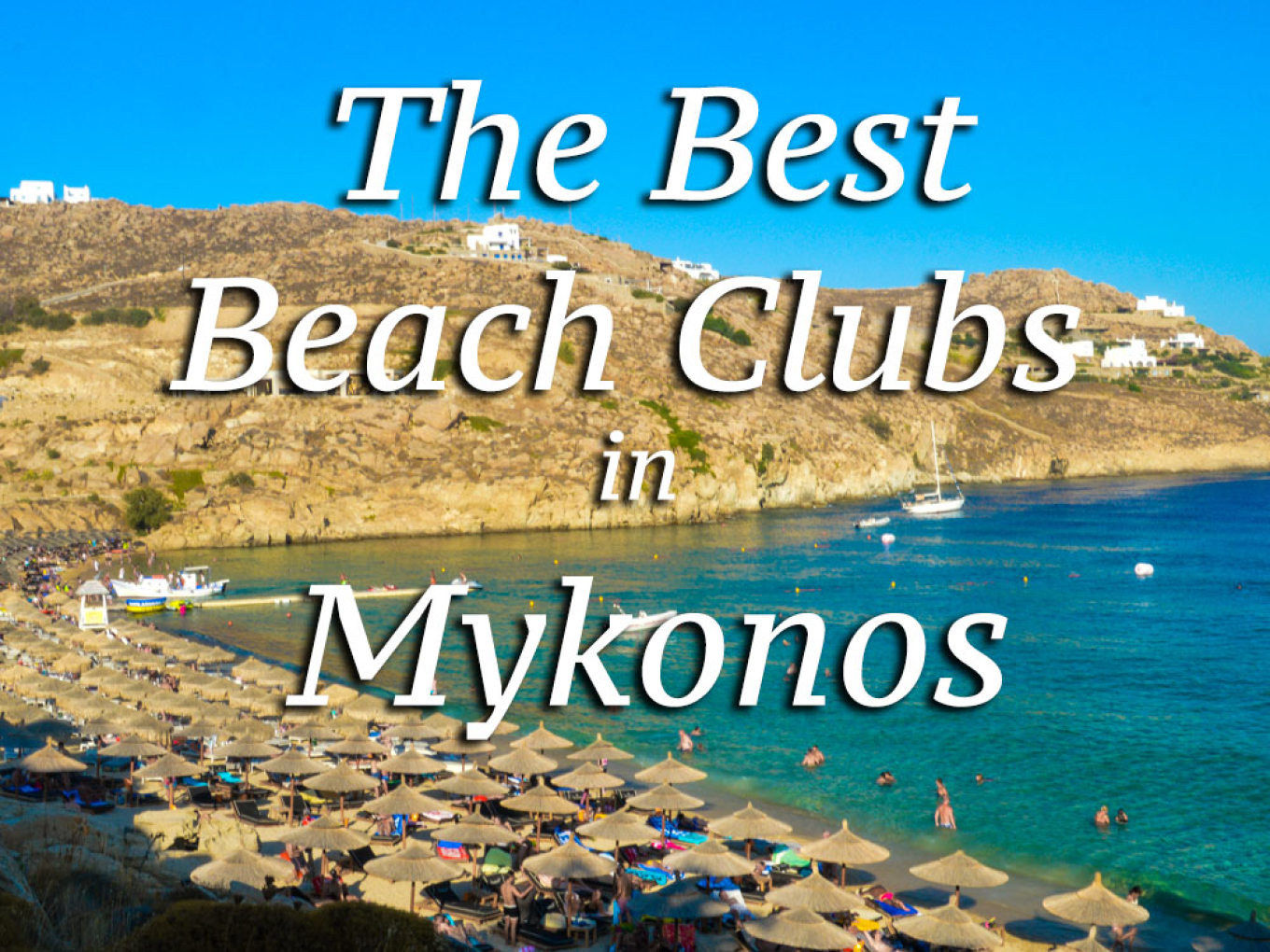 Best Beach Clubs In South Of France