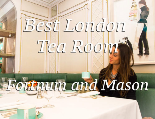 The Best Afternoon Tea in London: Fortnum & Mason