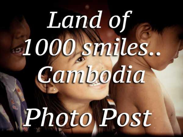 Cambodia Mekong River Travel