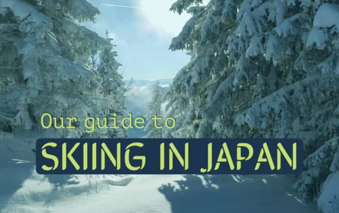 Skiing in japan and japan ski resorts cover