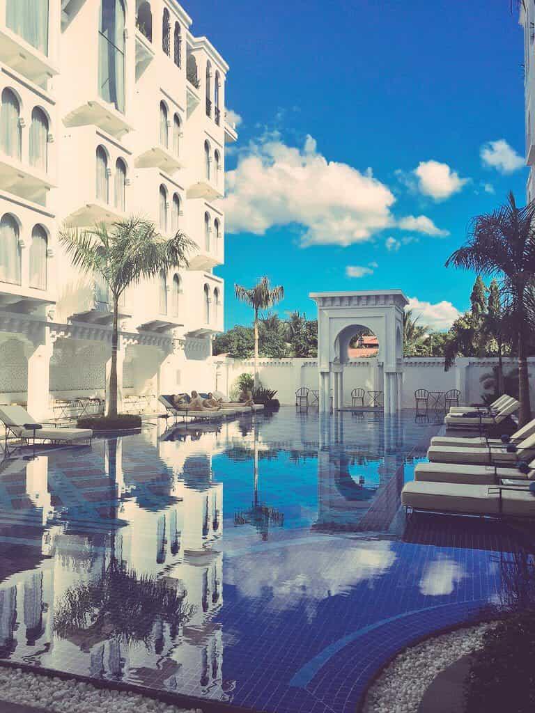 Hotel Siem Reap Suite Room