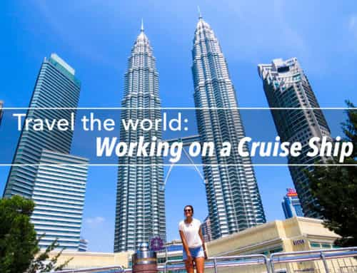 My Ticket to Traveling the World: Working on a Cruise Ship