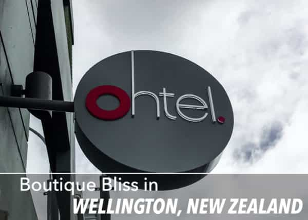 Ohtel wellington New Zealand
