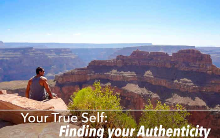 Your true self finding your authenticity