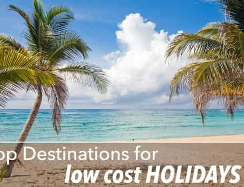 Top Destinations for Low Cost Holidays