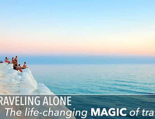 Travelling Alone: The Life-Changing Magic of Travel