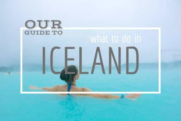 Best things to do in Iceland Cover