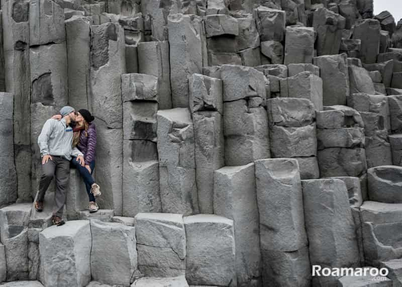 Things to do in Iceland Reynisfjara beach