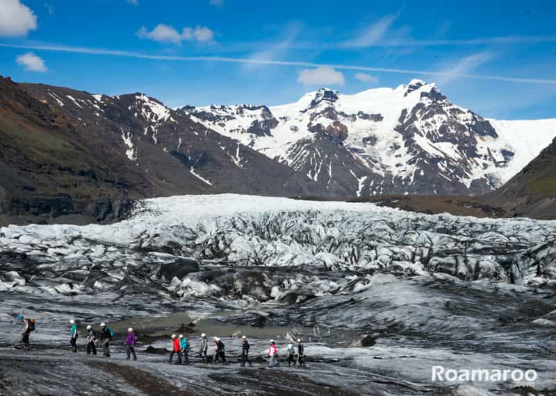 Things to do in iceland glacier hike