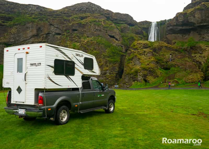 Things to do in iceland camper van