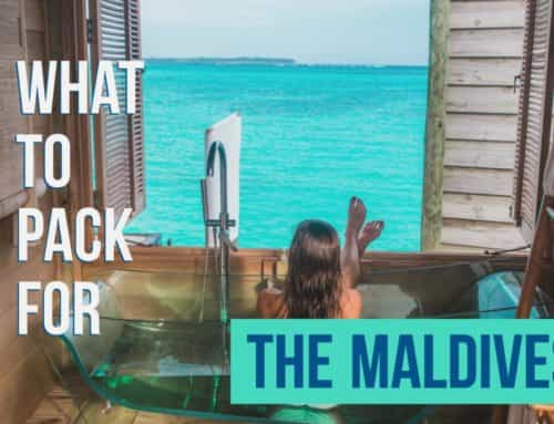 What to Pack for The Maldives: Travel Packing List