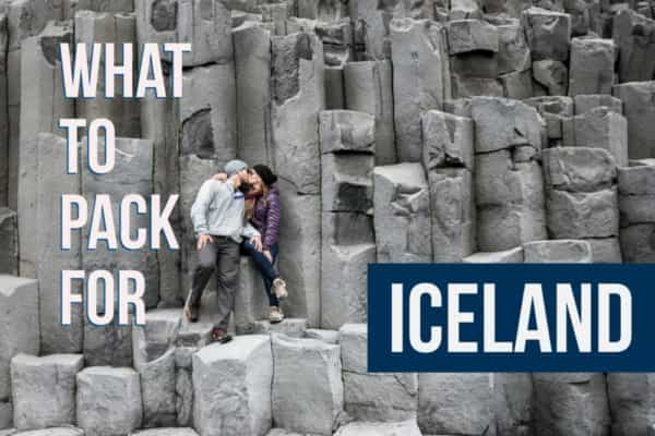 Packing lists What to pack for iceland