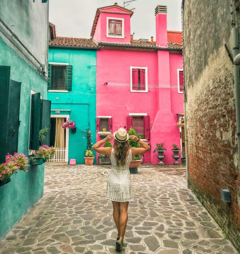 Burano Italy Roamaroo
