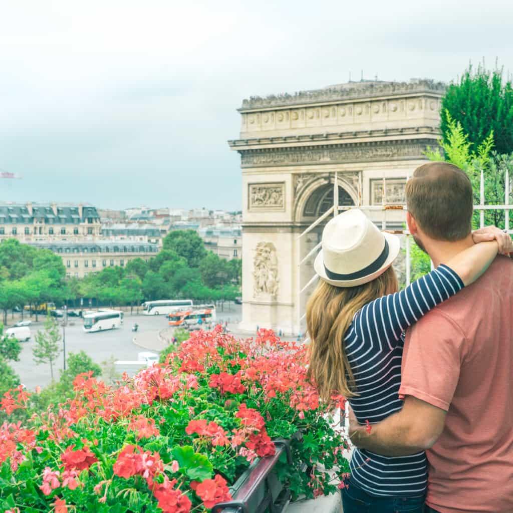 Hotel Napoleon Paris - Roamaroo Travel Blog