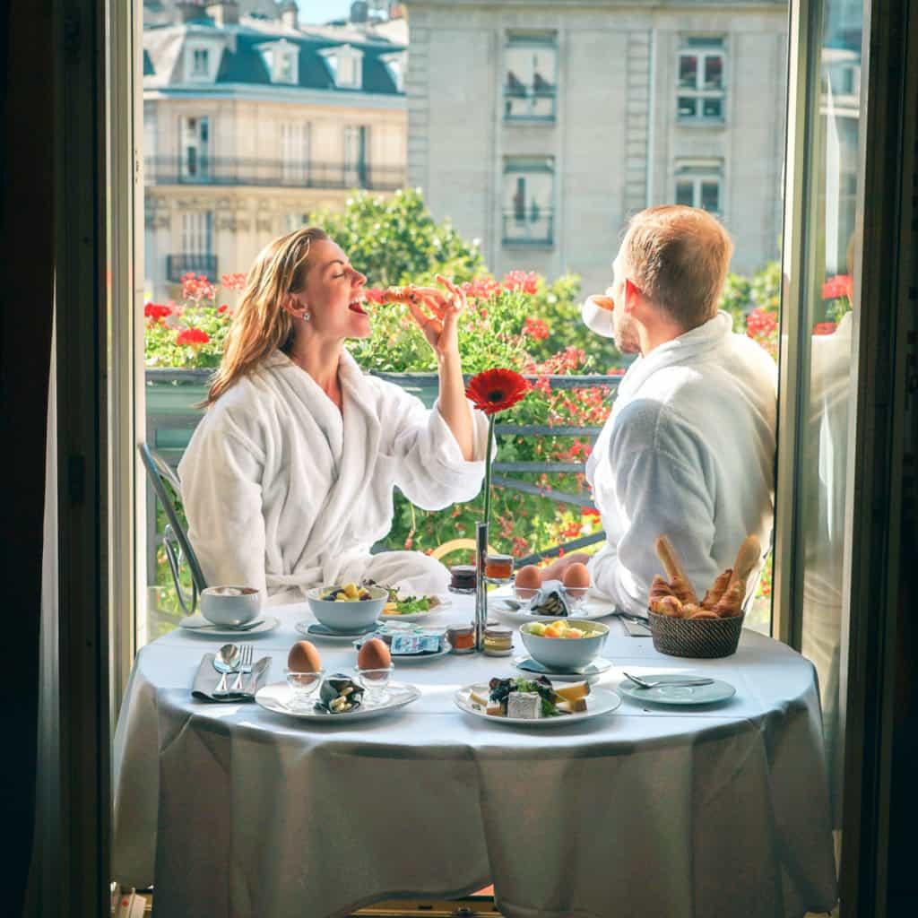 Paris Bed And Breakfast Montmartre