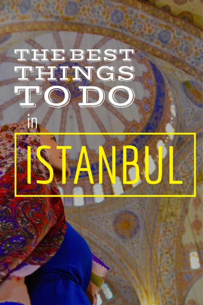 Best Things To Do In Istanbul_Roamaroo