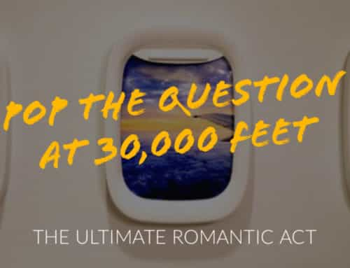 How to Propose on a Plane – The Ultimate Romantic Act at 30,000 Feet
