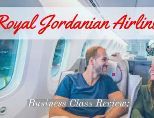 Business Class Review: Royal Jordanian Airlines Crown Class