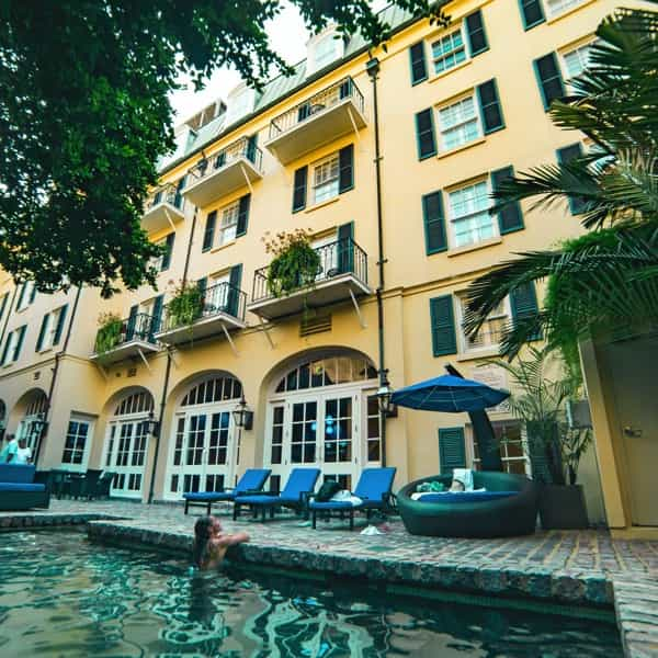 Where to Stay in New Orleans - Hotel le Marais