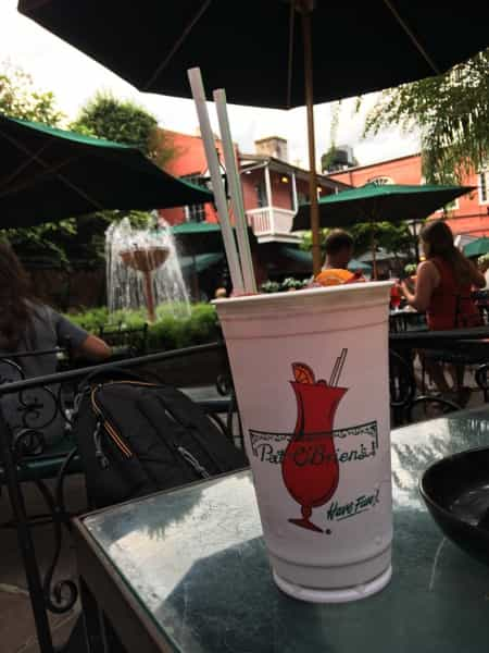 Where to drink in New Orleans Pat O'brien's