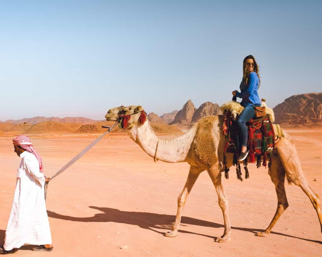 camel-in-wadi-rum
