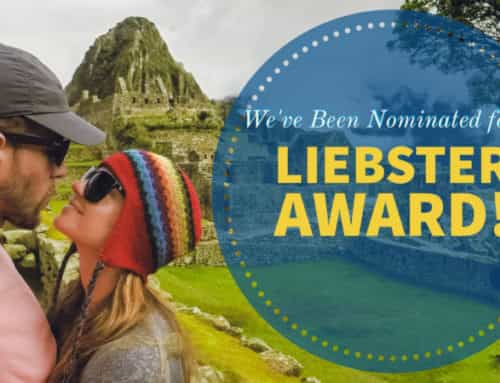 We've Been Nominated for a Liebster Award