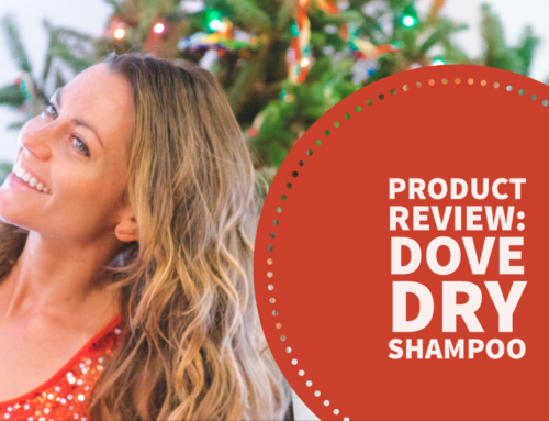 Product Review: Dove Dry Shampoo