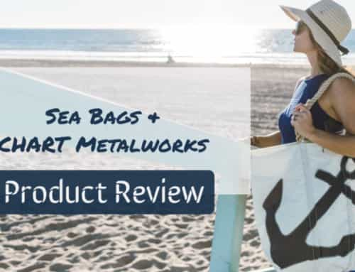Product Review: Sea Bags & CHART Metalworks
