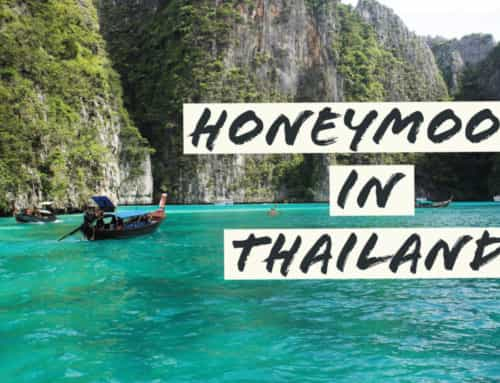 Best Places in Thailand for A Honeymoon
