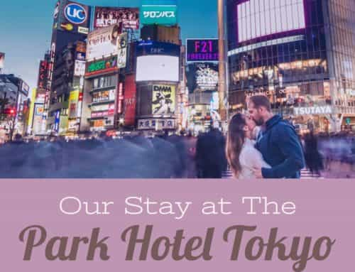 The Ultimate Tokyo Hotel: The Park Hotel Tokyo