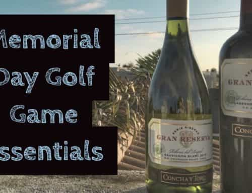 Memorial Day Golf Game Essentials: Wine, Sun & Fun