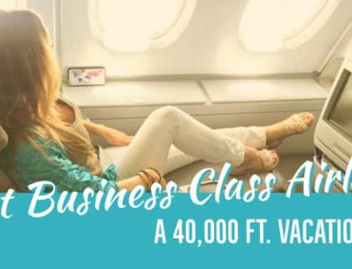 Best Business Class Airlines