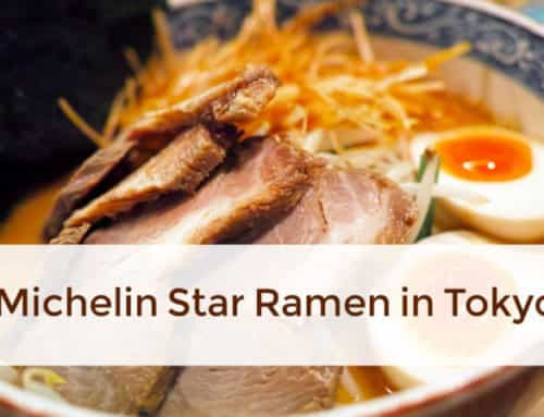 How to Eat Michelin Star Ramen Restaurant in Tokyo!