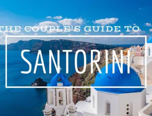 The Couple's Guide to Santorini Greece