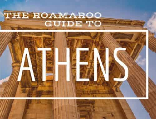 The Roamaroo Guide to Athens Greece