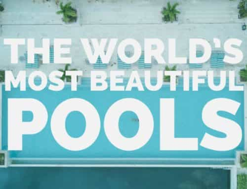 The World's Most Beautiful Pools