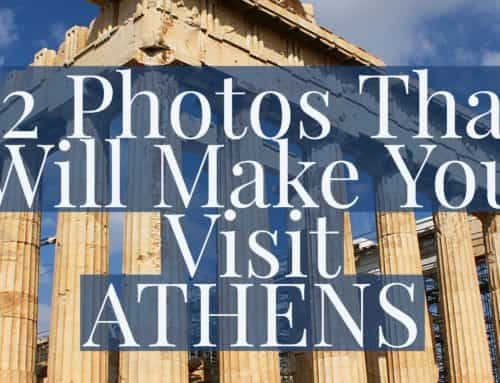 12 photos that will make you want to visit Athens Greece right now