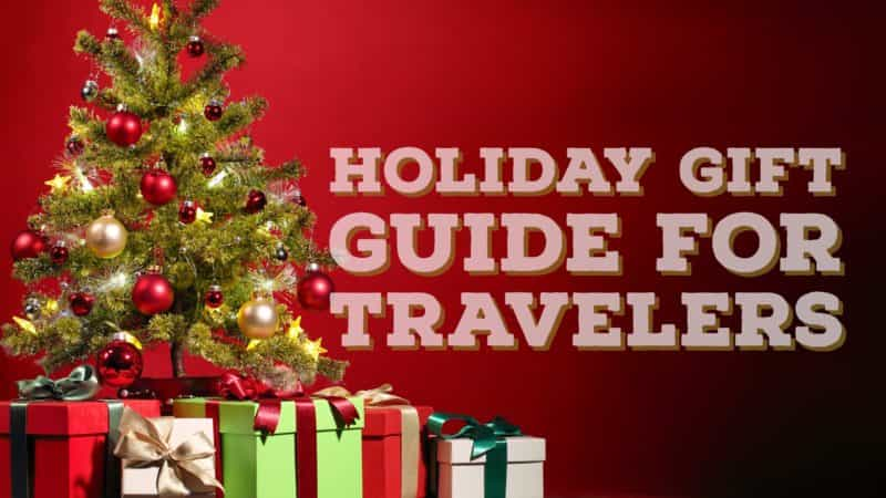 Your holiday gift guide for travelers roamaroo travel blog for Christmas gifts for travelers