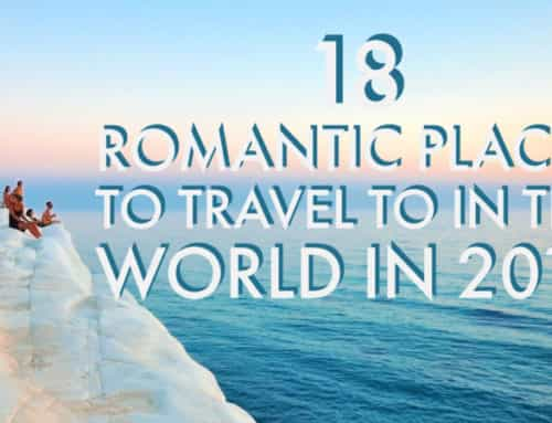 18 Romantic Places to Travel To in 2018